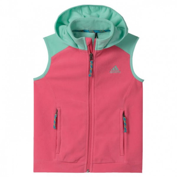 Adidas - Girl's Funtime Vest - Fleecebodywarmer