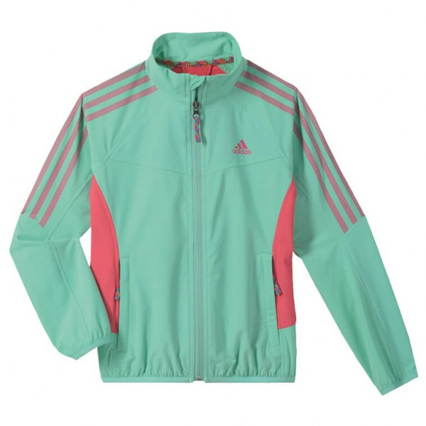 Adidas - Girl's Midsky Jacket - Softshelljack