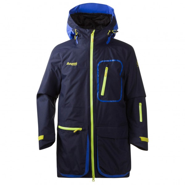 Bergans - Knyken Insulated Youth Jacket - Skijakke
