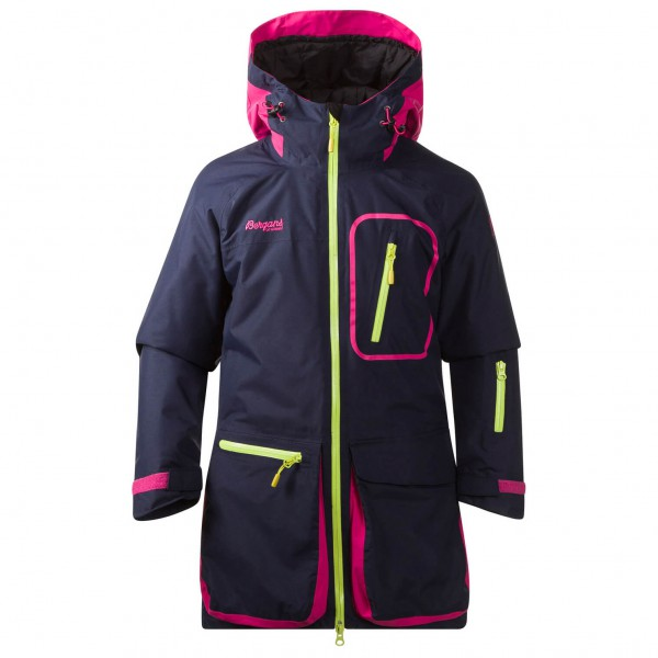 Bergans - Knyken Insulated Youth Girl Jacket - Laskettelutakki