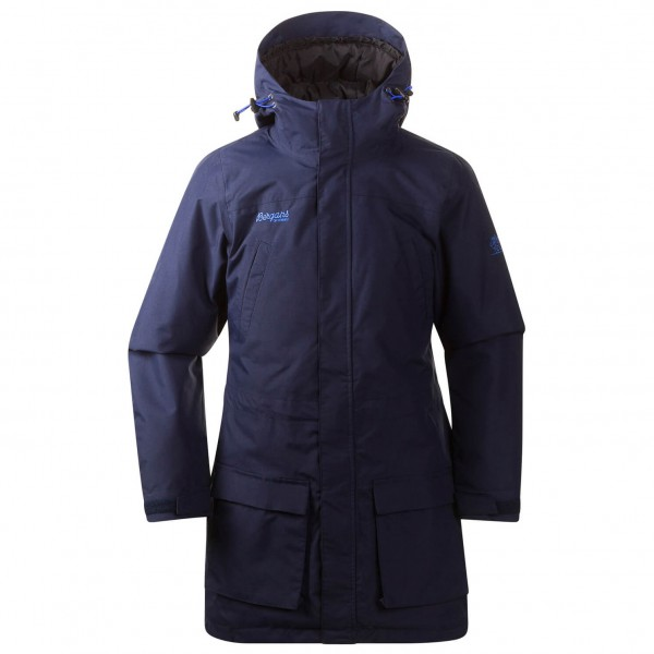 Bergans - Vangen Insulated Youth Parka - Talvitakki