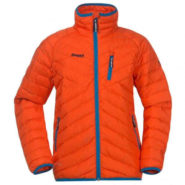 Bergans - Josten Down Youth Jacket - Untuvatakki