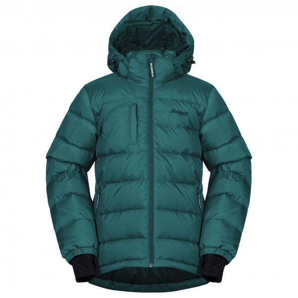 Bergans - Down Youth Jacket - Untuvatakki