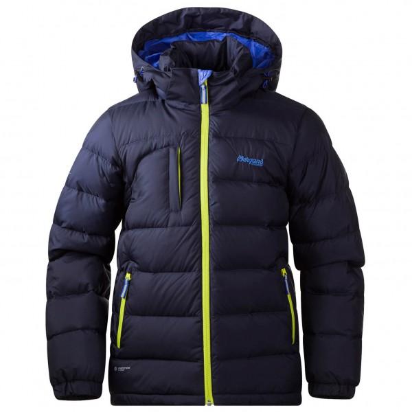 Bergans - Down Youth Jacket - Dunjakke