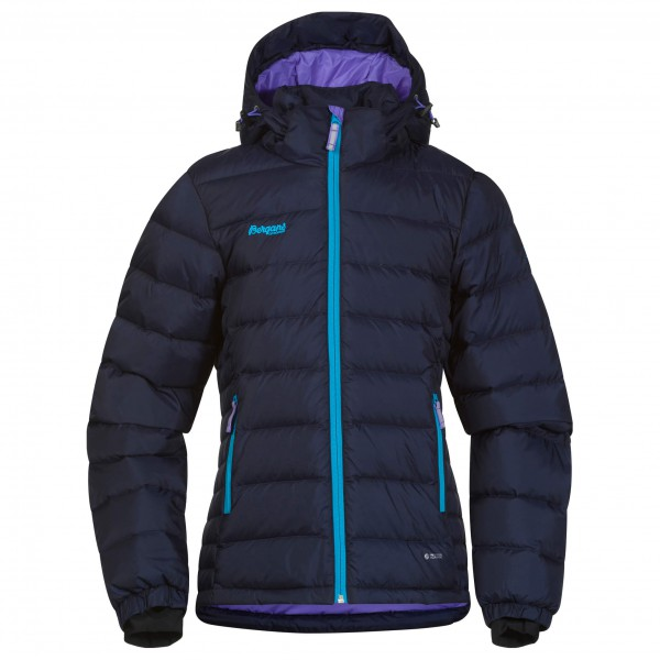 Bergans - Down Youth Girl Jacket - Untuvatakki