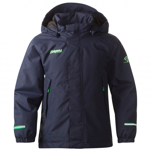 Bergans - Storm Insulated Kids Jacket - Skijakke
