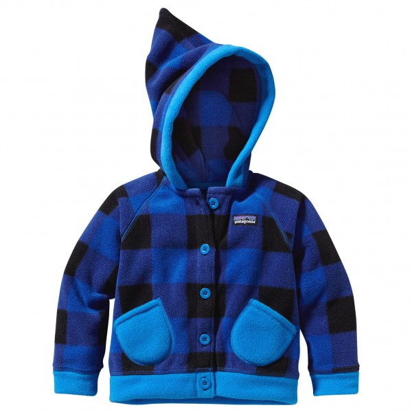 Patagonia - Baby Swirly Top Jacket - Fleecejack