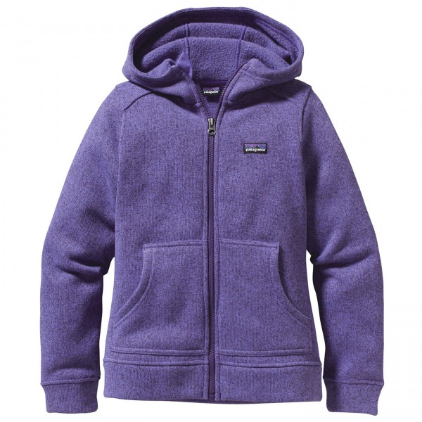 Patagonia - Girl's Better Sweater Hoody - Fleecetakki
