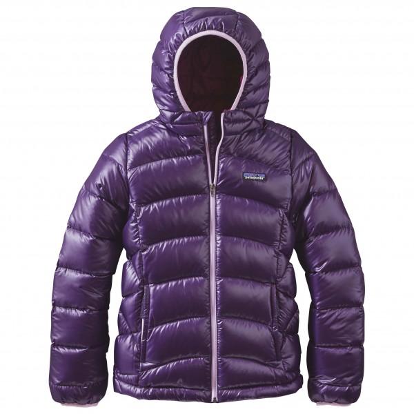 Patagonia - Girl's Highloft Down Sweater Hoody - Donzen jack