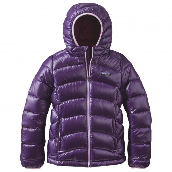Patagonia - Girl's Highloft Down Sweater Hoody - Doudoune