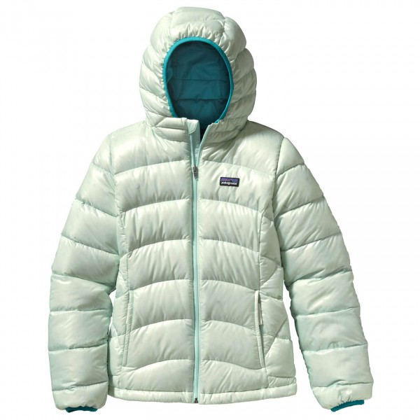 Patagonia - Girl's Highloft Down Sweater Hoody - Down jacket