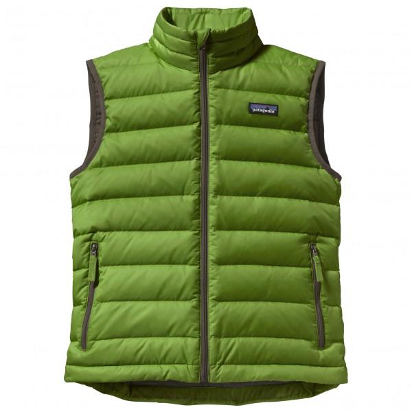 Patagonia - Boy's Down Sweater Vest - Down vest