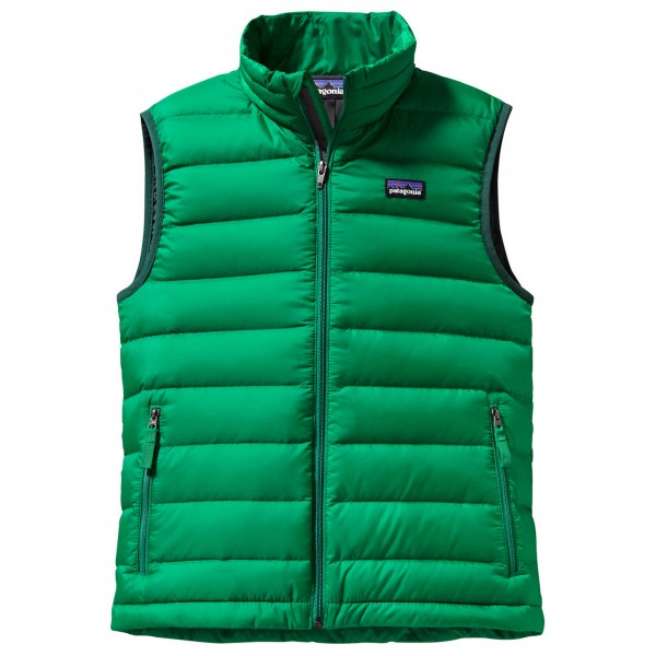 Patagonia - Boy's Down Sweater Vest - Down vest