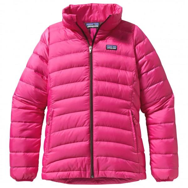 Patagonia - Girl's Down Sweater - Donzen jack