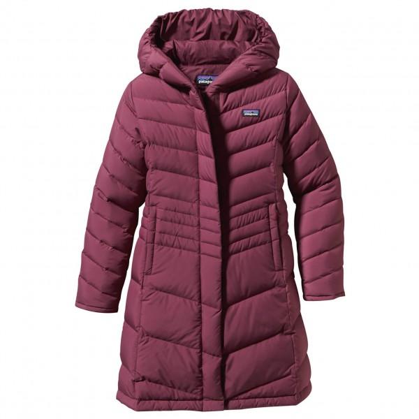 Patagonia - Girl's Down Coat - Mantel