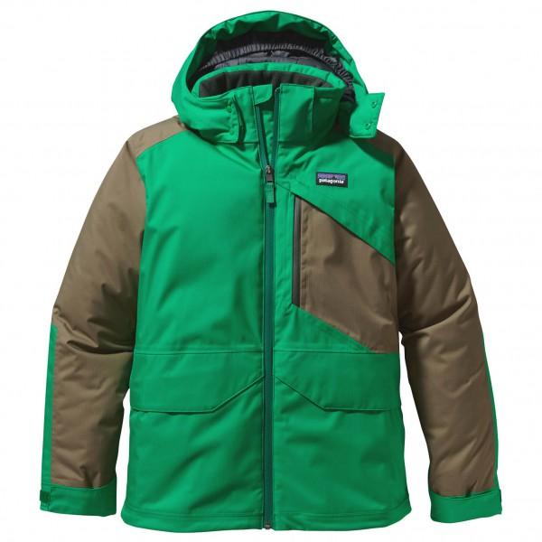Patagonia - Boy's Insulated Snowshot Jacket - Skijack