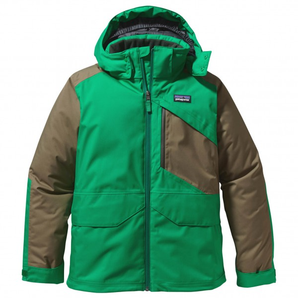 Patagonia - Boy's Insulated Snowshot Jacket