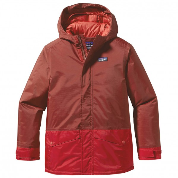 Patagonia - Boy's Insulated Torrentshell Jacket - Skijack