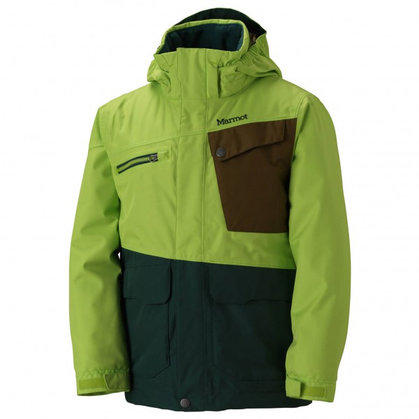 Marmot - Boy's Space Walk Jacket - Giacca da sci