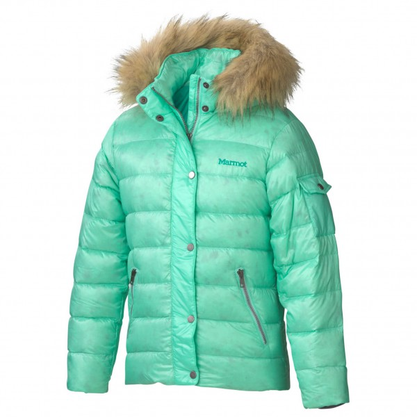 Marmot - Girl's Hailey Jacket - Untuvatakki