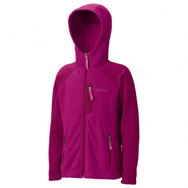 Marmot - Girl's Sasha Hoody - Fleece jacket