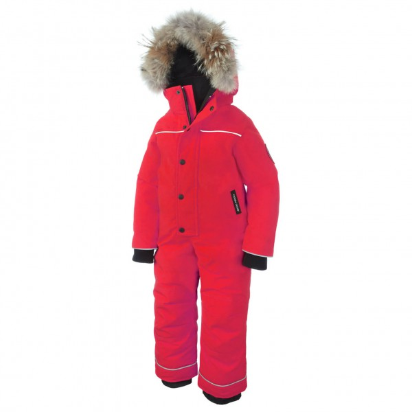 Canada Goose - Kid's Grizzly Snowsuit - Overalls