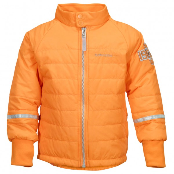 Didriksons - Kid's Puffy Jacket - Synthetic jacket