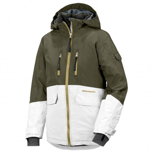 Didriksons - Boy's Carter Jacket - Laskettelutakki