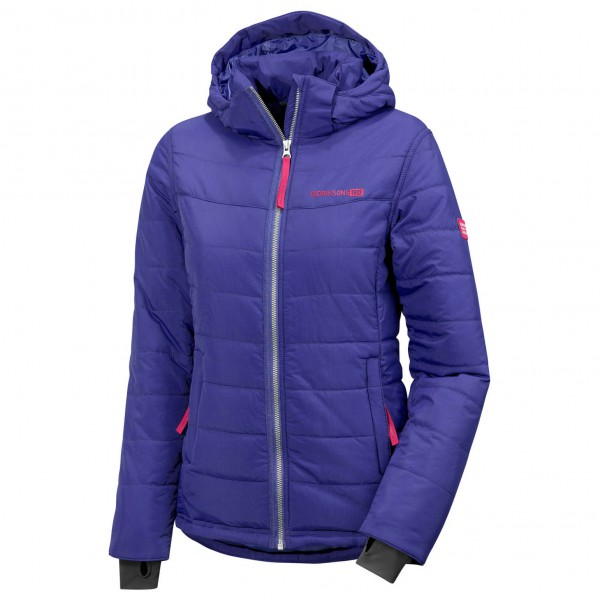 Didriksons - Girl's Brooke Puff Jacket - Synthetic jacket