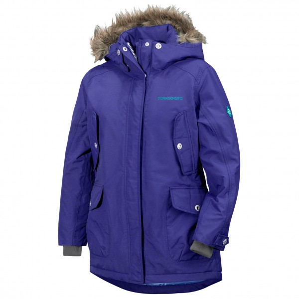 Didriksons - Girl's Kathleen Parka - Winter jacket