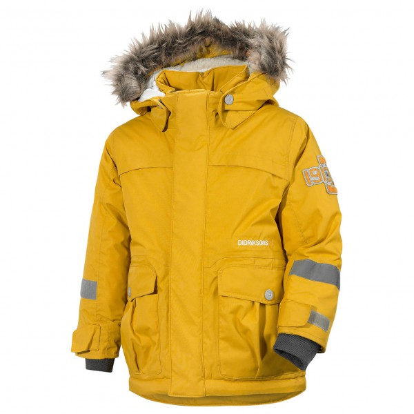 Didriksons - Kid's Vinson Parka - Winter jacket