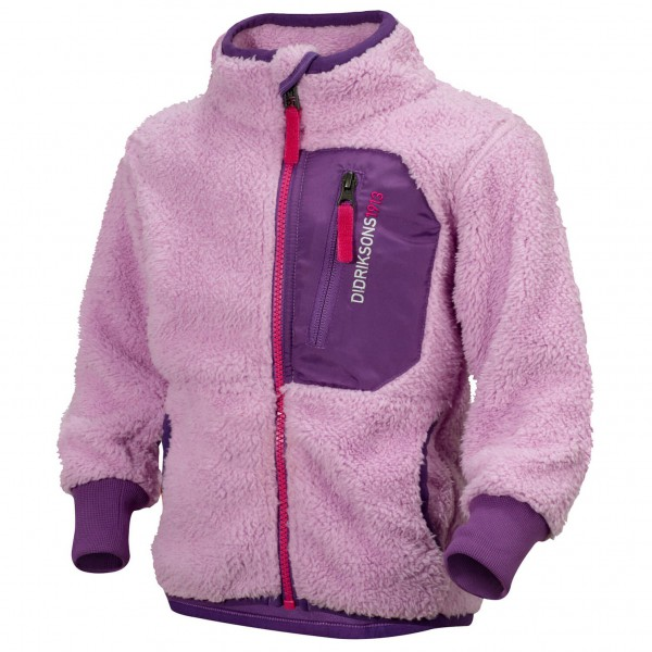 Didriksons - Kid's Cruz Jacket - Fleece jacket