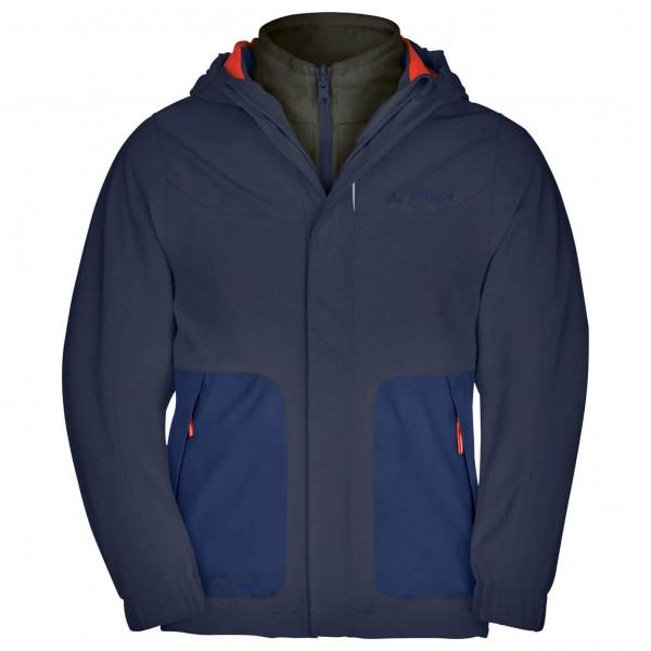 Vaude - Kid's Campfire 3in1 Jacket IV - Kaksiosainen takki