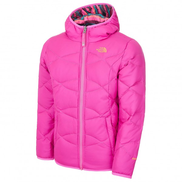 The North Face - Girl's Rev Moondoggy Jacket - Untuvatakki