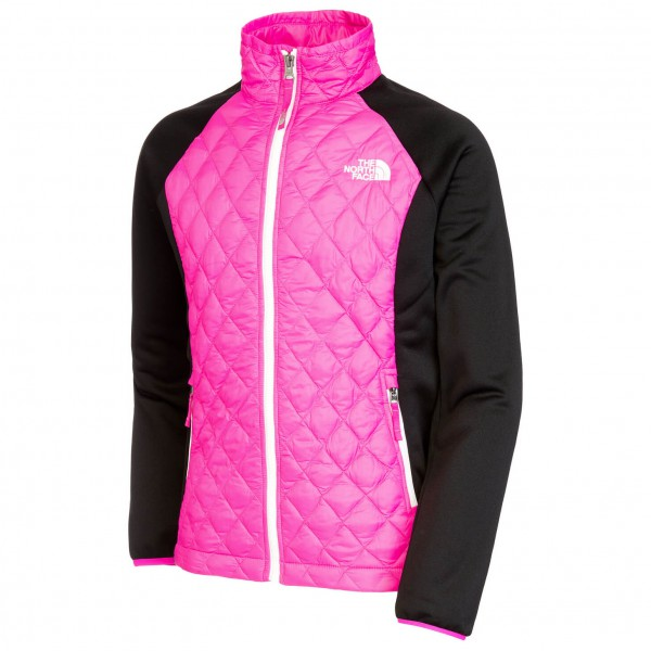 The North Face - Girl's Thermoball Hybrid - Tekokuitutakki