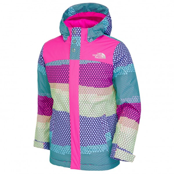 The North Face - Girl's Fall Line Jacket - Laskettelutakki