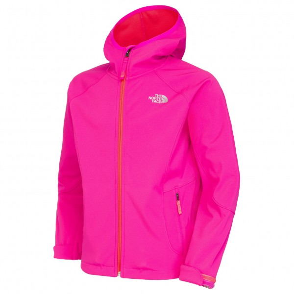 The North Face - Girl's Softshell Jacket - Softshelltakki