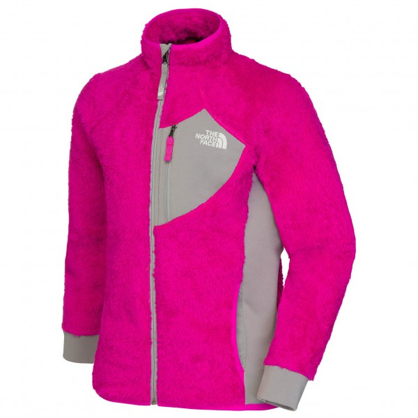 The North Face - Girl's Blizzard Full Zip - Fleecetakki