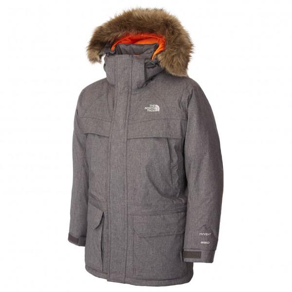 The North Face - Boy's McMurdo Parka - Down jacket