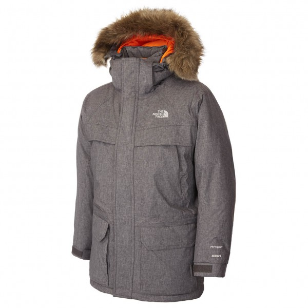 The North Face - Boy's McMurdo Parka - Untuvatakki