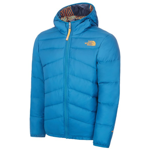 The North Face - Boy's Rev Moondoggy Jacket - Down jacket