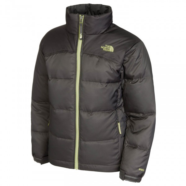 The North Face - Boy's Nuptse II Jacket - Donzen jack