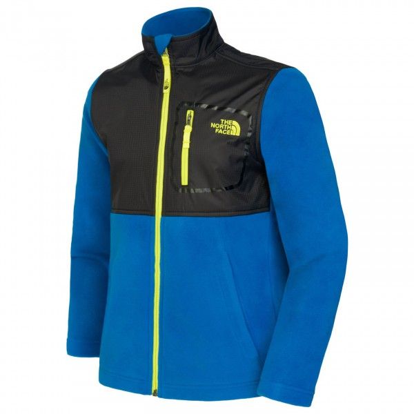 The North Face - Boy's Peril Glacier Track Jacket