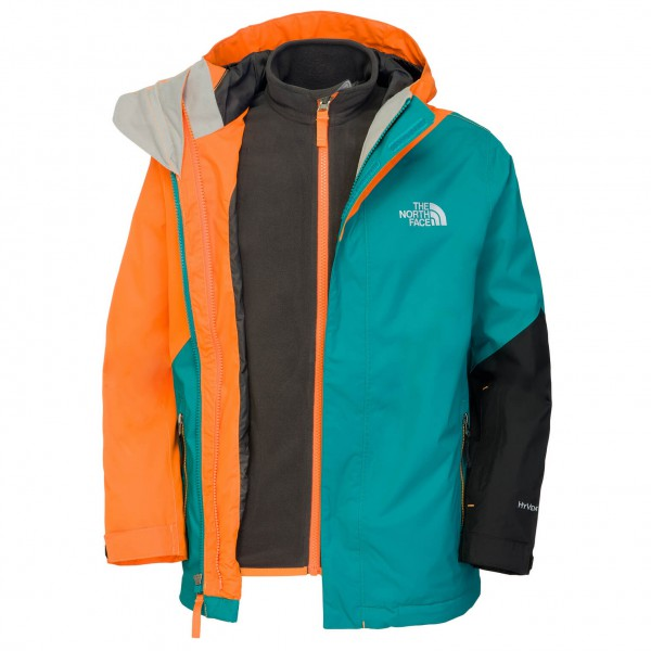 The North Face - Boy's Snow Alert Triclimate Jacket
