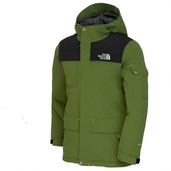 The North Face - Boy's My Decagon Jacket - Laskettelutakki