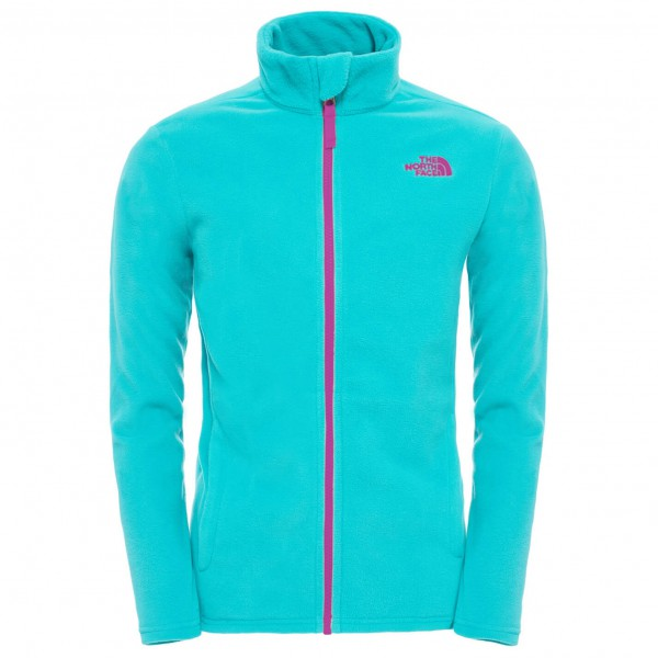 The North Face - Kid's Snow Quest Full Zip - Fleecetakki