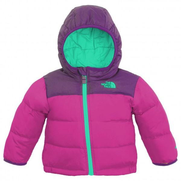 The North Face - Baby's Nuptse Hoodie - Doudoune