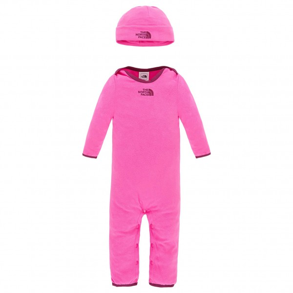 The North Face - Baby's Lil' Cozy Fleece Set - Overalls