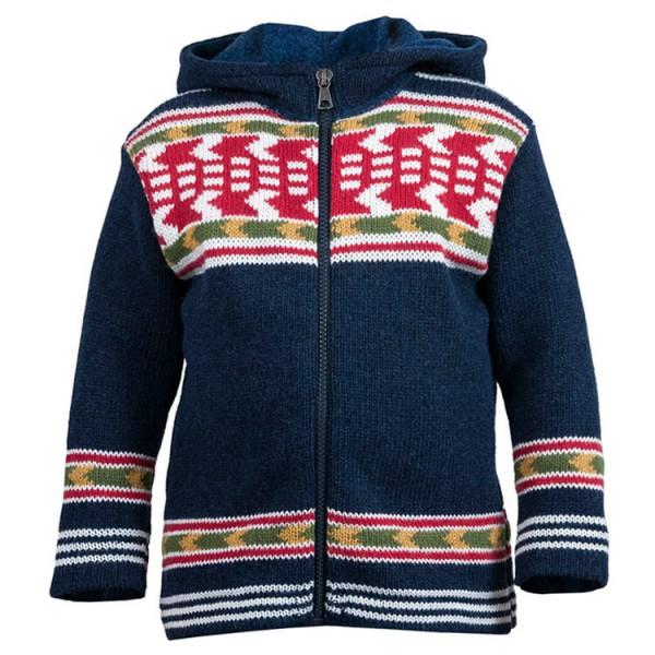 Kask of Sweden - Kid's Rättvik Jacket - Veste en laine