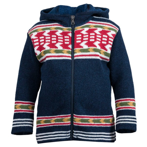 Kask of Sweden - Kid's Rättvik Jacket - Wolljacke